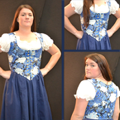 Add a Crop Top to any bodice or corset purchase!!
