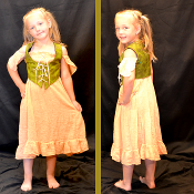 Children's Angel Dress