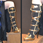 Lusty Pirate Boot