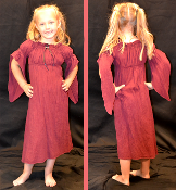 Children's Cotton Gwendelyn Dress