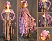 steampunk long coat