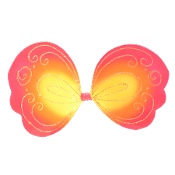 Yellow and Pink Wings