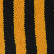 Yellow and Black Strip Socks