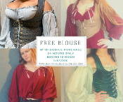 FREE BLOUSE BUNDLE